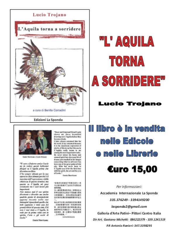 L'Aquila torna a Sorridere - Lucio Trojano